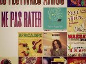 festivals Afro rater, été.
