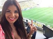journalistes plus sexy Coupe monde