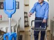 robotique service l'indépendance seniors européens