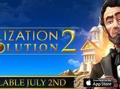 Civilization Revolution annoncé iOS