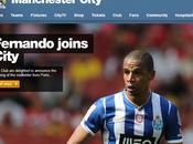 Manchester City Fernando signé