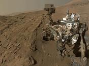 Curiosity fête première année martienne