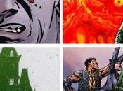 Comics vrac Walking Dead Justice League Ghosted Fatale