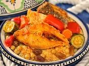 Bienvenue dans l'univers gastronomique africain Recette Couscous Marocain