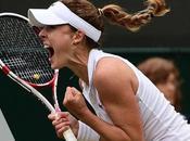 Serena Williams terrassée Cornet