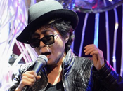 Yoko arbres souhaits pour Glastonbury