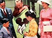famille royale thaïlande visite chez Walt Disney (1960)