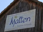 Visite brasserie Matten