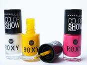 Manucure Surf Roxy Gemey Maybelline