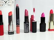 rouges lèvres porter pour saison printemps/été