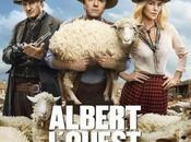 Critique Ciné Albert l'Ouest, d'un mouton