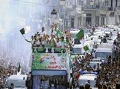 Algérie, retour rois
