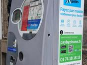 PayByPhone simplifie stationnement Nantes