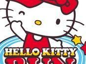 course pieds Hello Kitty Taiwan