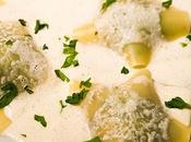 Ravioles champignon crème rutabaga, recette simple partager couple