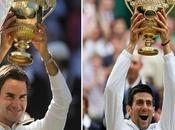 Djoko Federer pour soulever nouveau trophée Wimbledon?