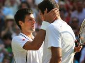 Dans tribunes Wimbledon...