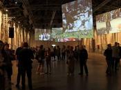 Opéra moderne: Flut Boris Blacher sous installations vidéo d'Aernout