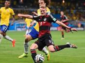 Demi-finale Allemagne-Brésil (7-1) Explosion