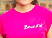 Portrait Indien Beendhi Caroline, notre assistante marketing commerciale