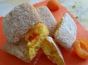 Mini cake abricot lavande