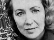 tenor saxophonist Kathy Stobart 1925- 2014).