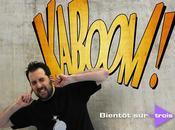Kaboom! partenariat explosif