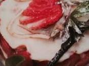 Millefeuille crêpes fraises trop beau