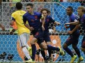 Coupe monde Pays-Bas enfoncent Brésil