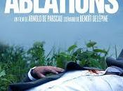 "CINEMA: ""Ablations"" (2014) de/by Arnold Parscau"