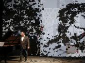 FESTIVAL D'AIX-EN PROVENCE 2014: WINTERREISE Franz SCHUBERT JUILLET 2014 avec Matthias GOERNE, Markus HINTERHÄUSER, William KENTRIDGE