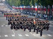 Défiler Champs Elysées