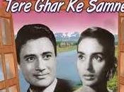 Chansons amoureuses Tere Ghar Samne (1963)