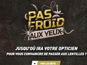 Brand Content chez Optic2000 froid yeux