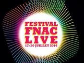 Festival Fnac Live parvis l'Hôtel ville Paris