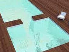 Vous pouvez créer espace Balnéo* dans votre piscine