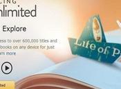 Kindle Unlimited Amazon prépare offre illimitée