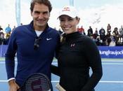 Rencontre sommet entre Federer Lindsey Vonn
