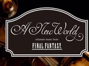 World intimate music from Final Fantasy Paris