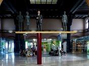 Jean Moulin immortalisé Gare Metz