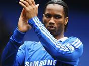 Mercato Premier League Drogba rapproche Chelsea