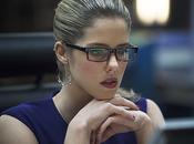 Arrow saura plus Felicity dans saison