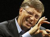 fabuleuse Bill Gates, l'homme plus riche monde