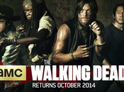 Walking Dead affiche pour saison