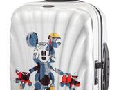 DISNEY SAMSONITE: magie dans bagages