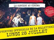 Direction Where Tour concert cinéma