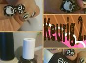Nail attendant Keurig #KeurigInnovation @Keurigcanada