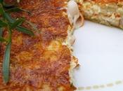 Tarte crabe/surimi
