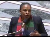 Christiane Taubira circonvolution cérébrale débâcle morale