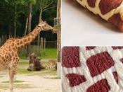 "Gâteau ""girafe"""